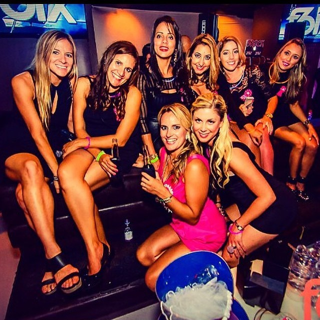 San Diego Party Bus Bachelorette Party