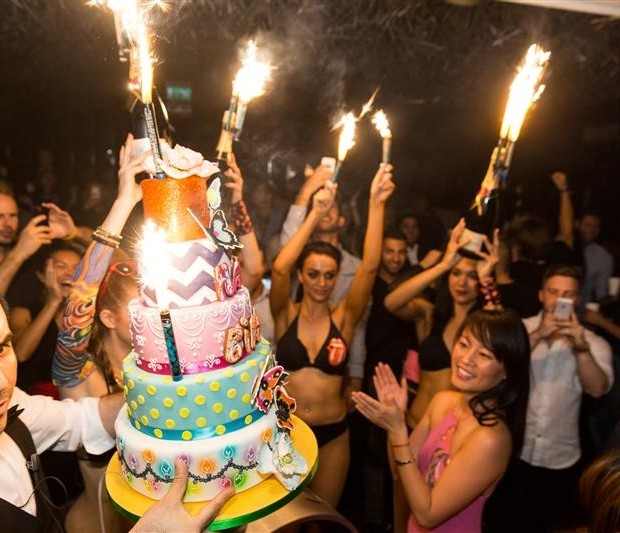 San diego Party Bus Birthday Party