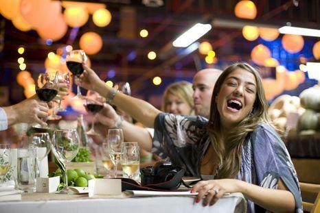 Wine tour birthday party
