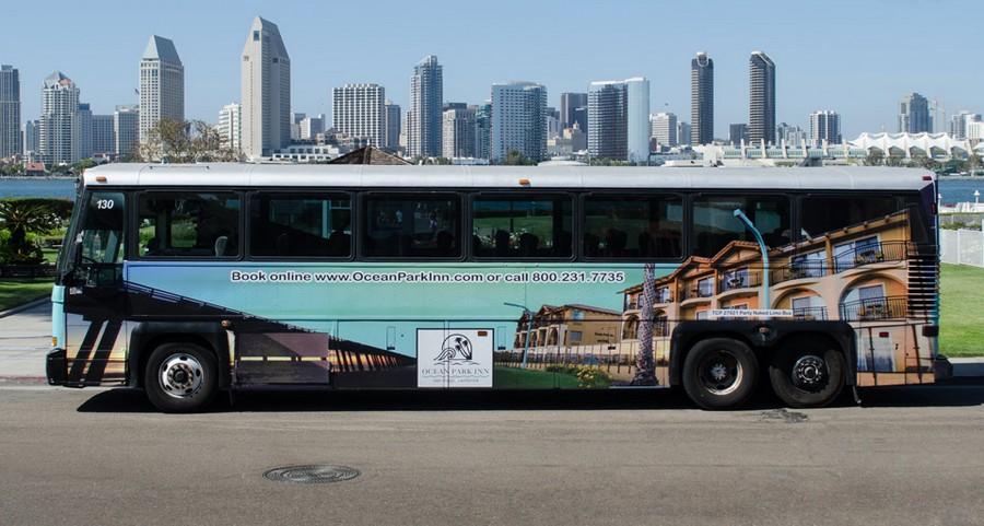 Las Vegas Party Bus Rental Trips San Diego 2