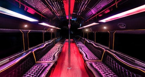San Diego Party limo Bus Rentals Concerts 2