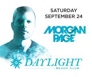 Morgan Page at Daylight Las Vegas!