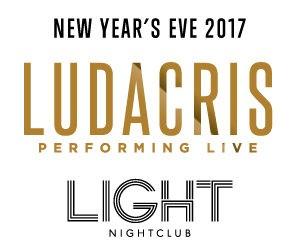 Ludacris at LIGHT Vegas for NYE!