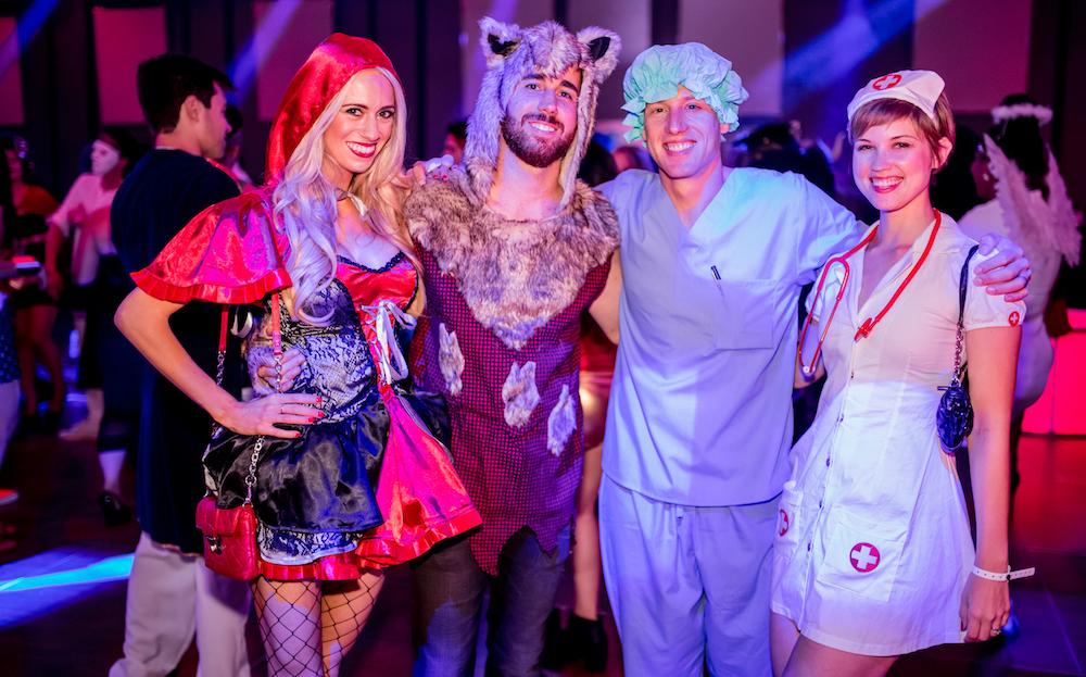 hard rock casino tulsa halloween party