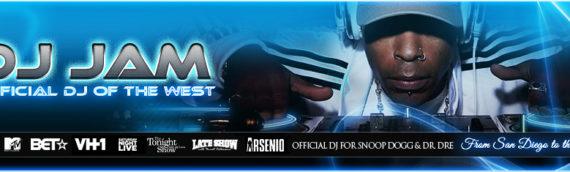 DJ JAM Mixing up Beat Street