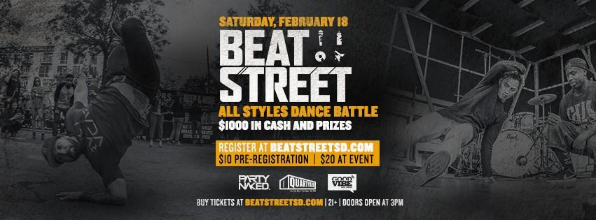All Styles Dance Battle at Beat Street