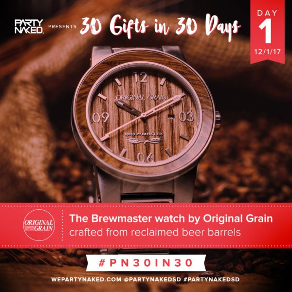 Win an Original Grain Watch!
