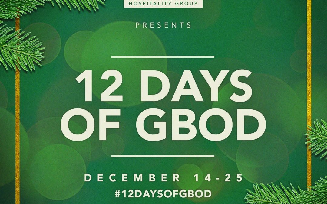 12 Days of GBOD