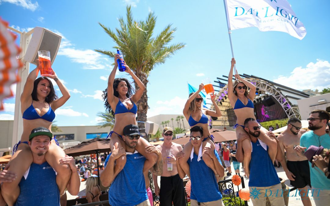 WIN ULTIMATE BOTTLE SERVICE GIVEAWAY AT DAYLIGHT VEGAS